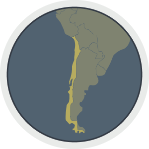 map-chile